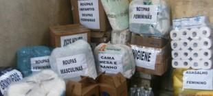 Doações para Desabrigados de Nova Friburgo