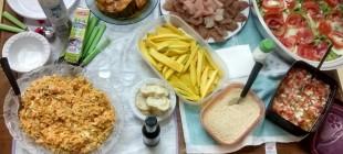 Almoço semanais-integração